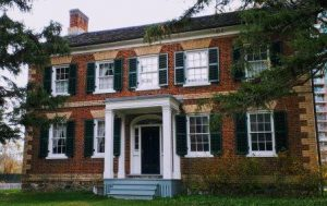 Gibson House Museum (photo: Sarah McCabe)