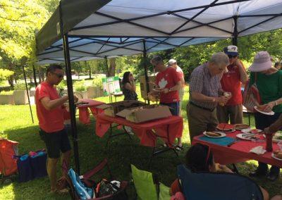 July 1 WWNA   Canada Day BBQ